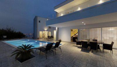 Villa Oceanis**** – Rogoznica, Croatia 3D Model